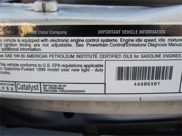 1999 Ford E-Series Van E150 CARGO VAN  V8 - Photo 50 - Las Vegas, NV 89118