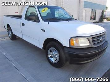 2001 Ford F-150 XL - Photo 1 - Las Vegas, NV 89118