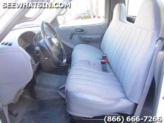2001 Ford F-150 XL - Photo 2 - Las Vegas, NV 89118