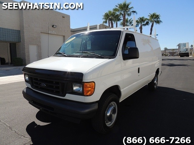 2004 Ford E-Series Cargo E-250 - Photo 4 - Las Vegas, NV 89118