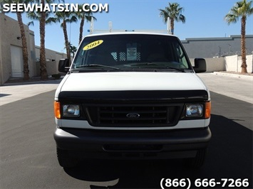 2004 Ford E-Series Cargo E-250 - Photo 12 - Las Vegas, NV 89118