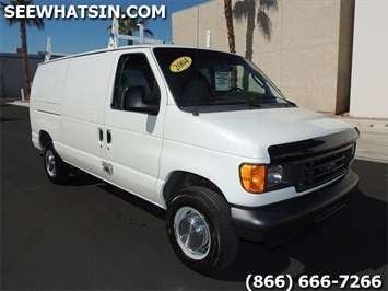 2004 Ford E-Series Cargo E-250 - Photo 1 - Las Vegas, NV 89118