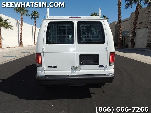 2004 Ford E-Series Cargo E-250 - Photo 13 - Las Vegas, NV 89118