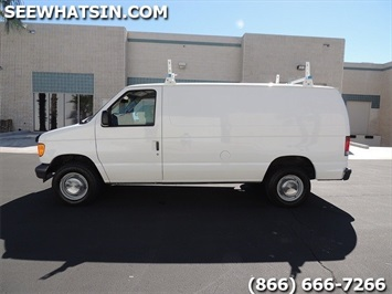2004 Ford E-Series Cargo E-250 - Photo 8 - Las Vegas, NV 89118