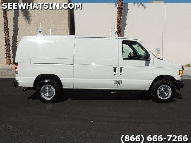 2004 Ford E-Series Cargo E-250 - Photo 7 - Las Vegas, NV 89118