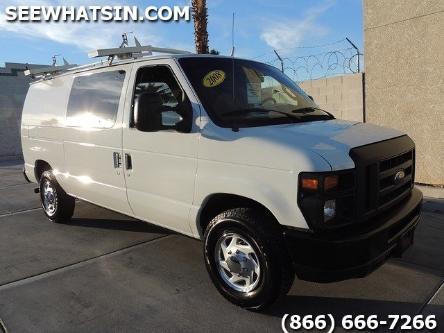 2008 Ford E-Series Cargo E-250 Cargo Van - Photo 1 - Las Vegas, NV 89118