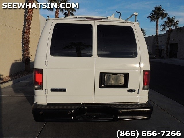 2008 Ford E-Series Cargo E-250 Cargo Van - Photo 10 - Las Vegas, NV 89118
