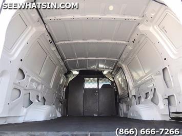 2008 Ford E-Series Cargo E-350 SD Diesel, Extended cargo van