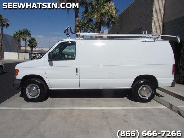 2004 Ford Econoline Cargo - Photo 5 - Las Vegas, NV 89118