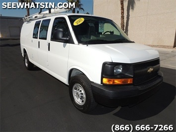 2007 Chevrolet Express 3500 Van