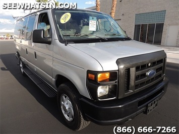 2008 Ford E-Series Cargo E-350 SD Van