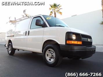 2009 Chevrolet Express 2500 Cargo Van