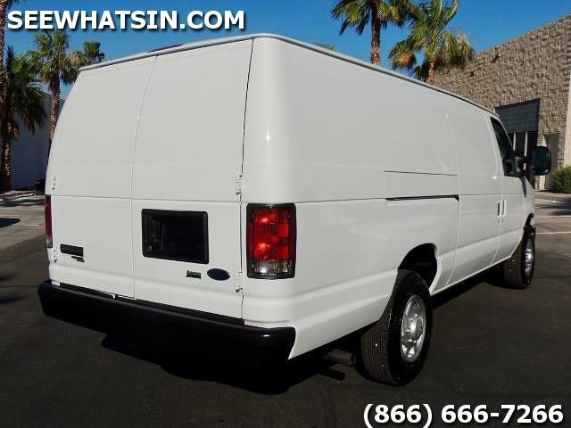 2011 Ford E-Series Cargo E350 E-350 EXTENDED CARGO - Photo 8 - Las Vegas, NV 89118