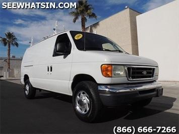 2004 Ford E-Series Cargo E-250 Cargo Van Van