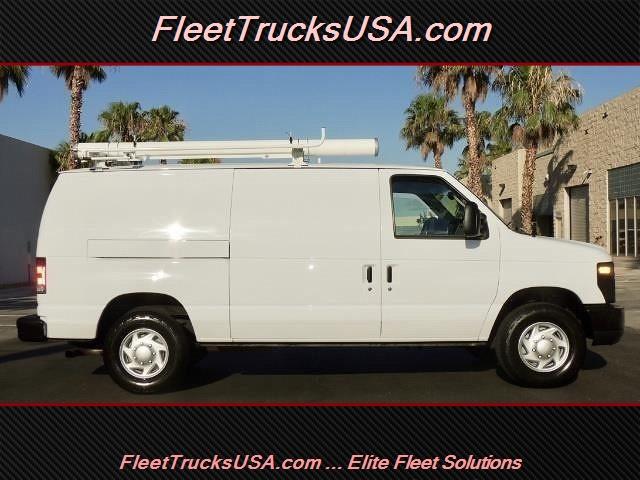 Used Work Vans >> 2013 Ford E Series Cargo E 250 E250 Cargo Vans Used Cargo Van
