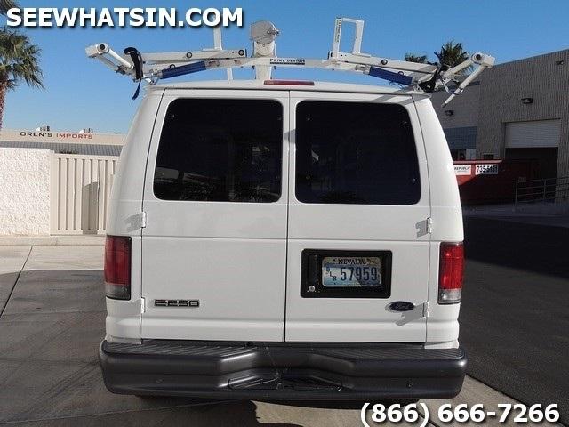 2006 Ford E-Series Cargo E-250 - Photo 27 - Las Vegas, NV 89118