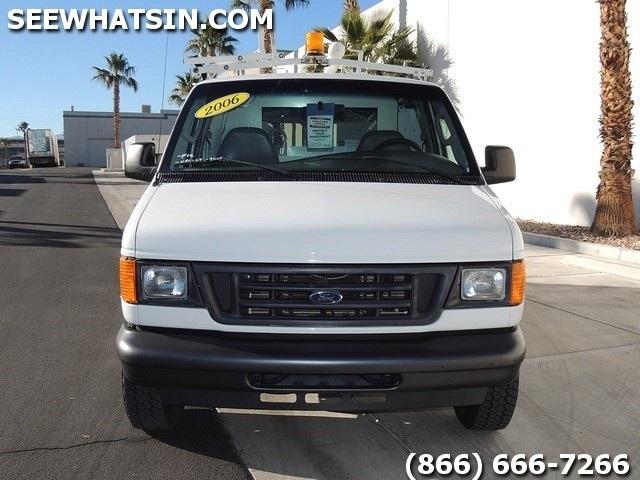 2006 Ford E-Series Cargo E-250 - Photo 23 - Las Vegas, NV 89118