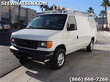 2006 Ford E-Series Cargo E-250 - Photo 24 - Las Vegas, NV 89118