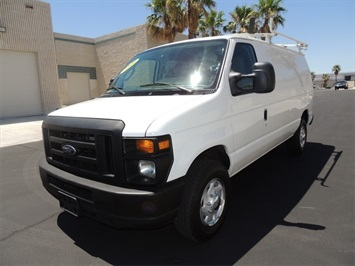 2008 Ford E-Series Cargo E-250 Van