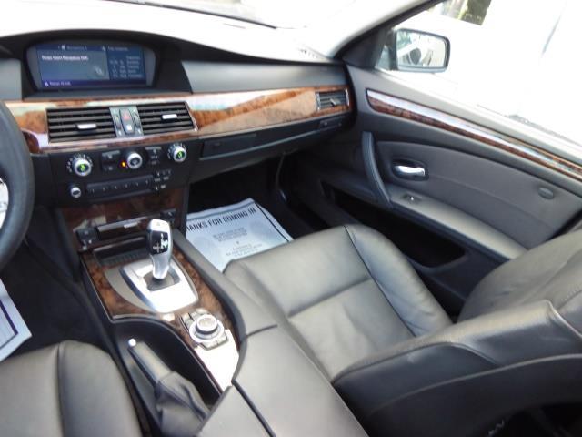 2009 BMW 535xi,NAV,PREM PKG,,TRIPLE BLACK,SILVER CERTIFID - Photo 20 - Burlington, NJ 08016