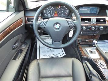 2009 BMW 535xi,NAV,PREM PKG,,TRIPLE BLACK,SILVER CERTIFID - Photo 19 - Burlington, NJ 08016