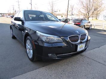 2009 BMW 535xi,NAV,PREM PKG,,TRIPLE BLACK,SILVER CERTIFID - Photo 7 - Burlington, NJ 08016
