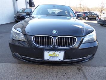 2009 BMW 535xi,NAV,PREM PKG,,TRIPLE BLACK,SILVER CERTIFID - Photo 8 - Burlington, NJ 08016