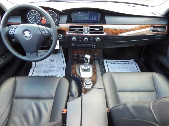 2009 BMW 535xi,NAV,PREM PKG,,TRIPLE BLACK,SILVER CERTIFID - Photo 18 - Burlington, NJ 08016