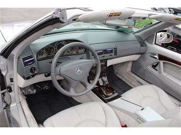 2001 Mercedes-Benz SL 500 Hard Top & AMG Trim  Low Miles - Photo 15 - Sacramento, CA 95825