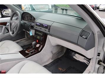 2001 Mercedes-Benz SL 500 Hard Top & AMG Trim  Low Miles - Photo 18 - Sacramento, CA 95825