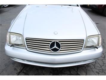 2001 Mercedes-Benz SL 500 Hard Top & AMG Trim  Low Miles - Photo 9 - Sacramento, CA 95825