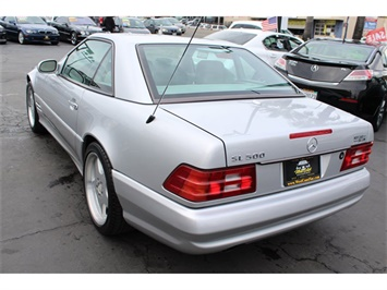 2001 Mercedes-Benz SL 500 Hard Top & AMG Trim  Low Miles - Photo 5 - Sacramento, CA 95825