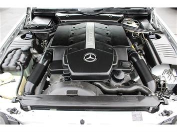 2001 Mercedes-Benz SL 500 Hard Top & AMG Trim  Low Miles - Photo 30 - Sacramento, CA 95825