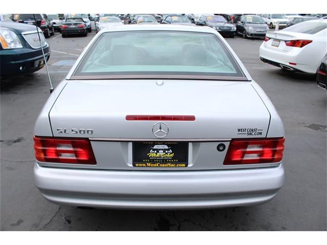 2001 Mercedes-Benz SL 500 Hard Top & AMG Trim  Low Miles - Photo 6 - Sacramento, CA 95825