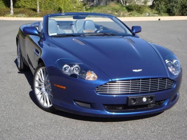 Aston Martin DB Volante - Aston martin db9 volante price