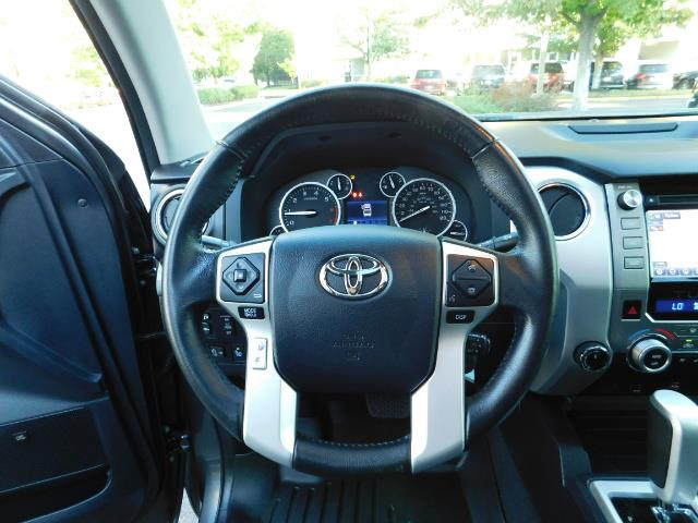 2015 Toyota Tundra PLATINUM / CrewMax / 4WD / FULLY LOADED / 1-OWNER - Photo 38 - Portland, OR 97217