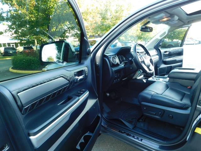 2015 Toyota Tundra PLATINUM / CrewMax / 4WD / FULLY LOADED / 1-OWNER - Photo 13 - Portland, OR 97217