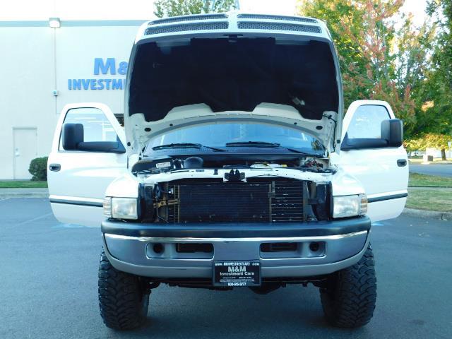 1998 Dodge Ram 2500 4X4 5-SPEED / 5.9 L CUMMINS Diesel / LIFTED !!! - Photo 31 - Portland, OR 97217