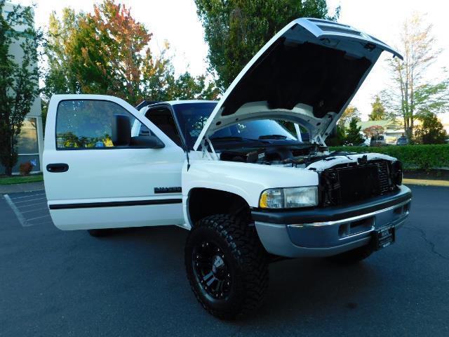 1998 Dodge Ram 2500 4X4 5-SPEED / 5.9 L CUMMINS Diesel / LIFTED !!! - Photo 30 - Portland, OR 97217