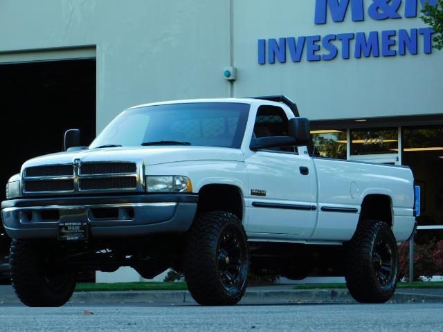1998 Dodge Ram 2500 4X4 5-SPEED / 5.9 L CUMMINS Diesel / LIFTED !!! - Photo 38 - Portland, OR 97217