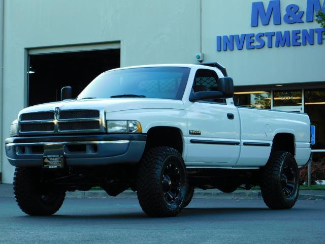 1998 Dodge Ram 2500 4X4 5-SPEED / 5.9 L CUMMINS Diesel / LIFTED !!! - Photo 1 - Portland, OR 97217