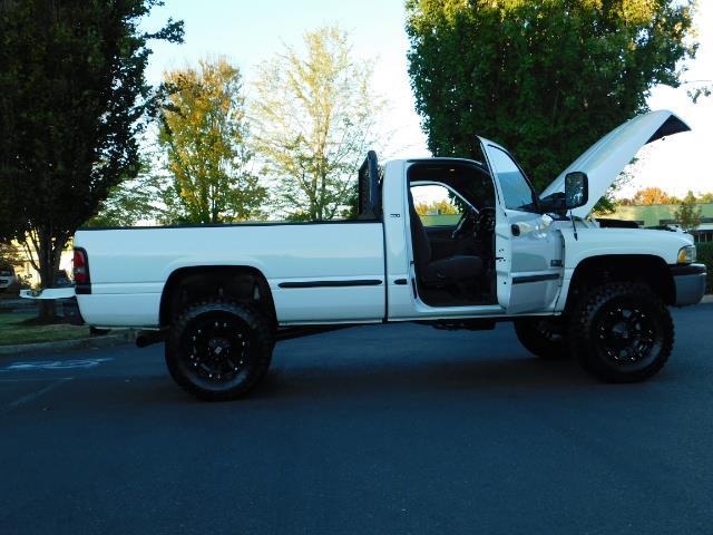 1998 Dodge Ram 2500 4X4 5-SPEED / 5.9 L CUMMINS Diesel / LIFTED !!! - Photo 21 - Portland, OR 97217