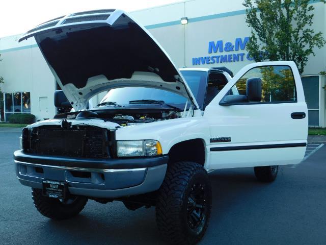 1998 Dodge Ram 2500 4X4 5-SPEED / 5.9 L CUMMINS Diesel / LIFTED !!! - Photo 33 - Portland, OR 97217