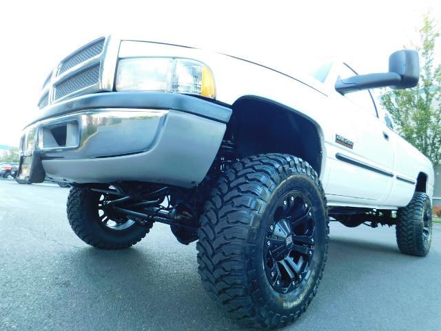 1998 Dodge Ram 2500 4X4 5-SPEED / 5.9 L CUMMINS Diesel / LIFTED !!! - Photo 9 - Portland, OR 97217