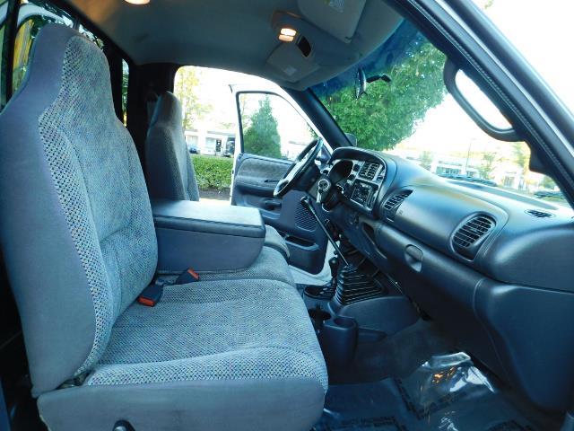 1998 Dodge Ram 2500 4X4 5-SPEED / 5.9 L CUMMINS Diesel / LIFTED !!! - Photo 16 - Portland, OR 97217