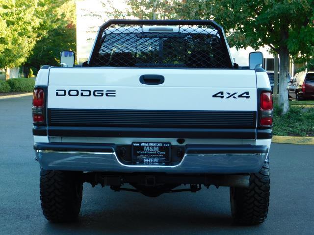 1998 Dodge Ram 2500 4X4 5-SPEED / 5.9 L CUMMINS Diesel / LIFTED !!! - Photo 6 - Portland, OR 97217