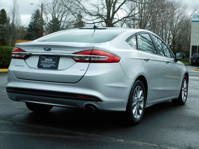 2017 Ford Fusion SE / 4Dr Sedan / Backup Camera / ONLY  10K MILES - Photo 8 - Portland, OR 97217