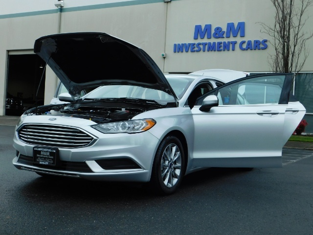 2017 Ford Fusion SE / 4Dr Sedan / Backup Camera / ONLY  10K MILES - Photo 25 - Portland, OR 97217