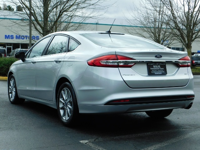 2017 Ford Fusion SE / 4Dr Sedan / Backup Camera / ONLY  10K MILES - Photo 7 - Portland, OR 97217