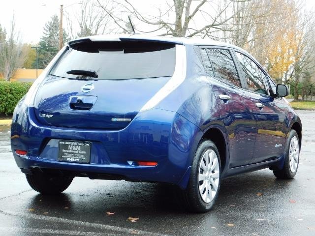 2016 Nissan Leaf S-24 / Backup camera / Quick Charge Port / 1-OWNER - Photo 8 - Portland, OR 97217